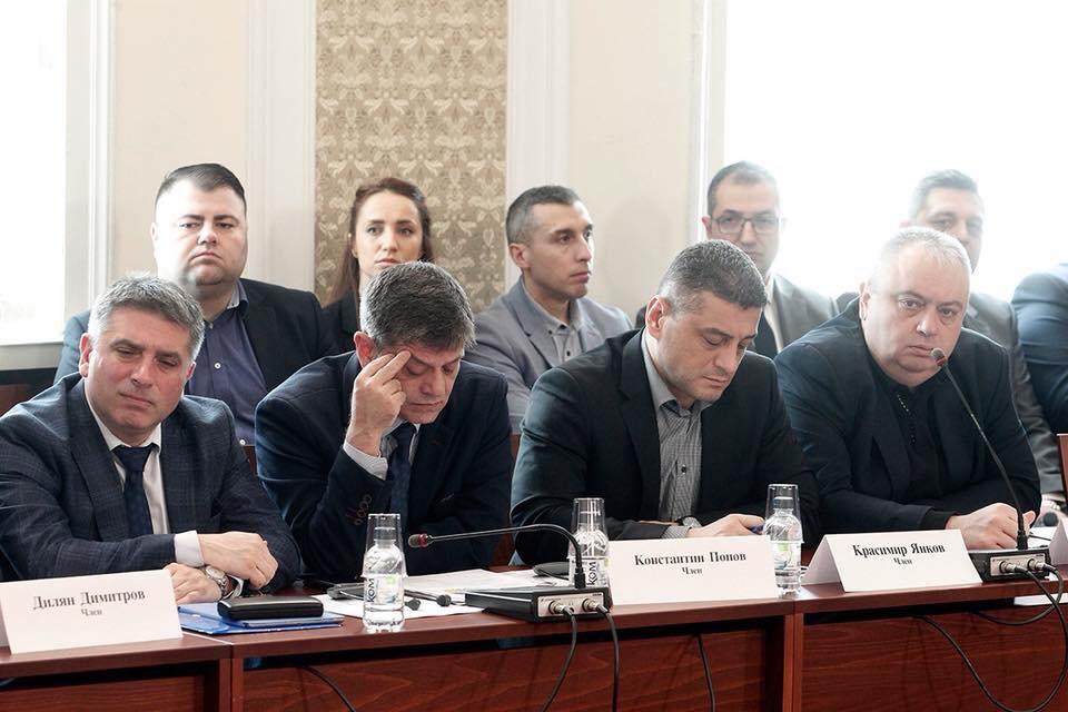 Красимир Янков: За Държавна сигурност и разузнавателните служби