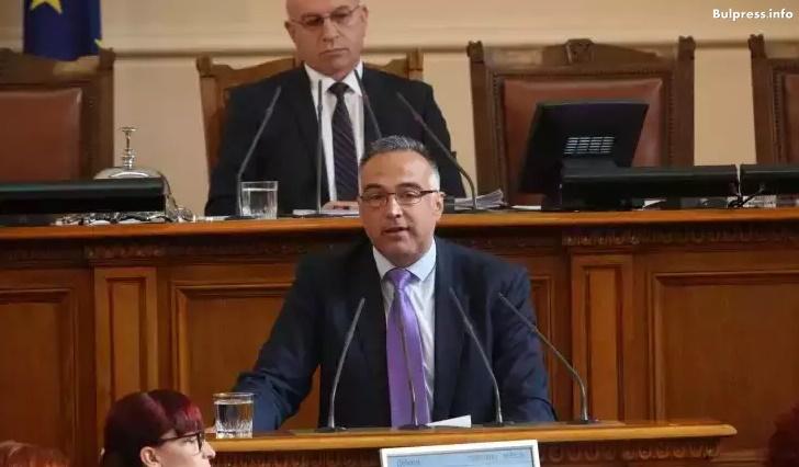 Антон Кутев: ГЕРБ вкупом показаха най-отвратителното лице на властта