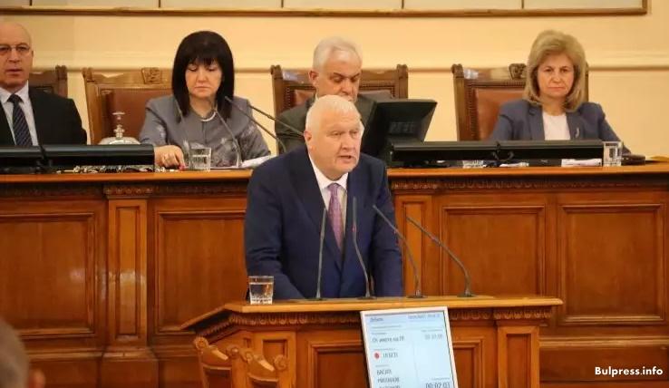 Васил Антонов: Да възкресим човешкото в душите си! Тогава трудът ни ще е по-полезен за обществото.
