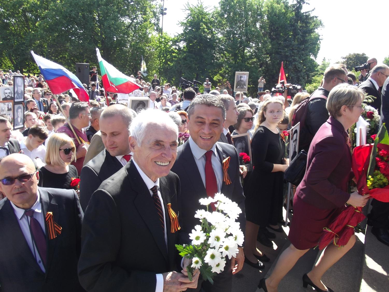 Денят на победата в София