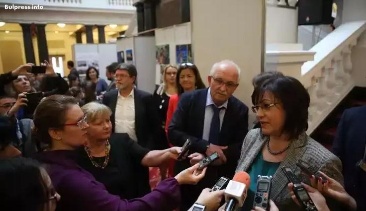 Корнелия Нинова: Пакетът за мобилност ощетява българския транспортен бранш