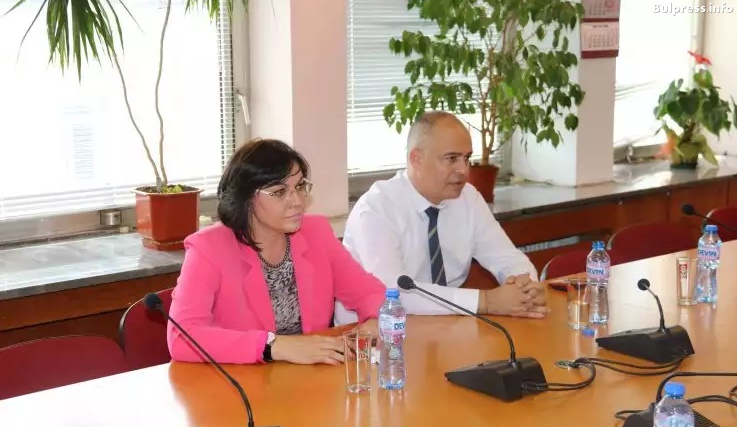 Корнелия Нинова: Подкрепяме исканията и протеста на българските превозвачи