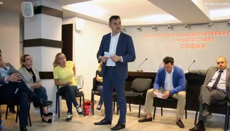 Кирил Добрев: По критериите на ГЕРБ, с изказването си за корупцията, Жозеф Дол руши стабилността