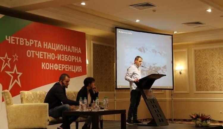 Николай Бериевски е новият председател на МО в БСП