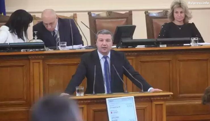 Драгомир Стойнев: Чрез Галиче ГЕРБ за пореден път показаха, че са слепи за всичко друго, освен за консумацията на властта