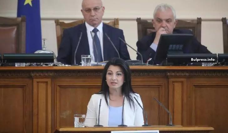 Надя Клисурска: Да бъдем достойни пред нашите деца. Заедно можем да направим живота им по-добър!