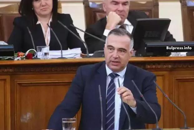 Антон Кутев: Управляващите не могат да гарантират сигурността на гражданите