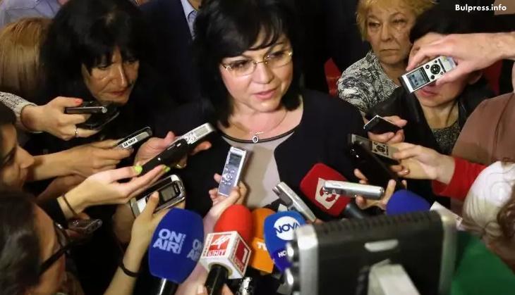 """Корнелия Нинова: Въпросът за пакета """"Мобилност"""" не е решен. Трябва да търсим съмишленици сред другите засегнати държави"""