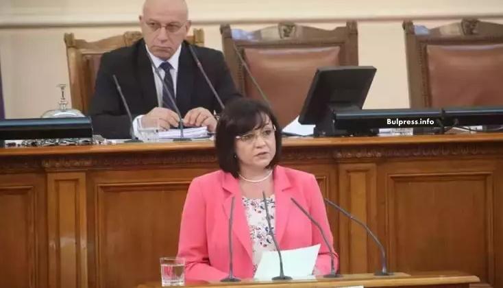 Корнелия Нинова: ГЕРБ и Иван Иванов прикриват Гинка и покровителя от Банкя