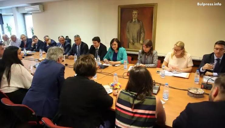 Корнелия Нинова: Не подкрепяме Истанбулската конвенция. С ПЕС оставаме в приятелски отношения