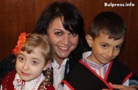 Корнелия Нинова: Мили деца, нека новата учебна година бъде интересна и да ви донесе знания и приятелства!