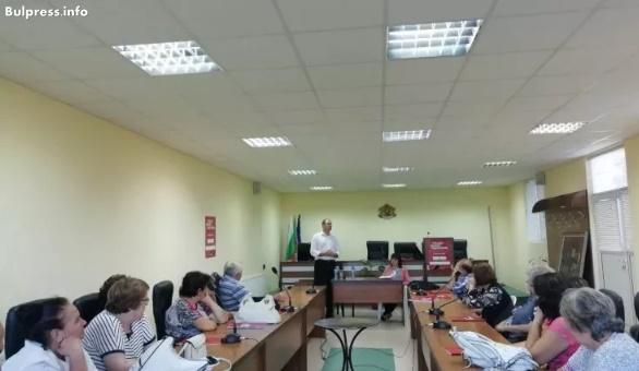 Николай Цонков в Антоново: Искаме пълна промяна на системата в страната
