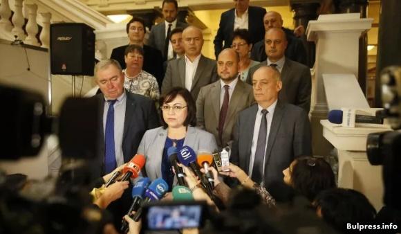Корнелия Нинова: Искаме оставката на правителството, то не може да се справи с катастрофалното състояние на здравеопазването