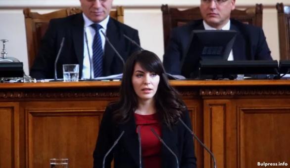 Теодора Халачева към вътрешния министър: Време е от констатиране на проблемите да се мине към реални действия