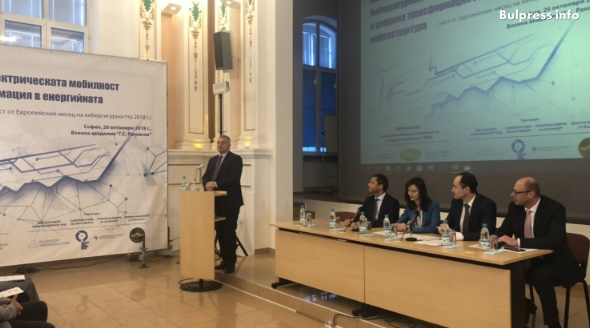 Курумбашев: Време е България да има своя агенция за киберсигурност