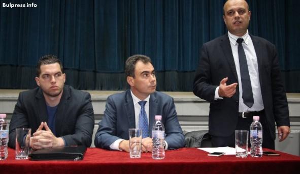 """Граждани от софийския район """"Сердика"""": Корупцията убива държавата"""