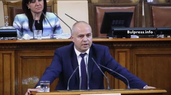 Георги Свиленски към Цветанов: Вие ли сте министър-председател или Борисов?