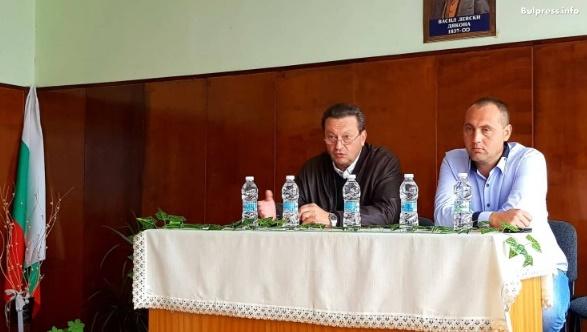 """Таско Ерменков в село Волуяк: """"Визия за България"""" има за цел да възстанови държавата"""