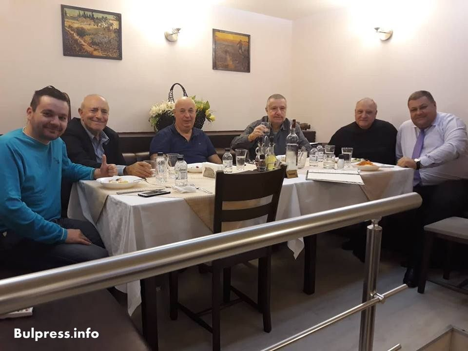 Другарска среща на учили в СССР