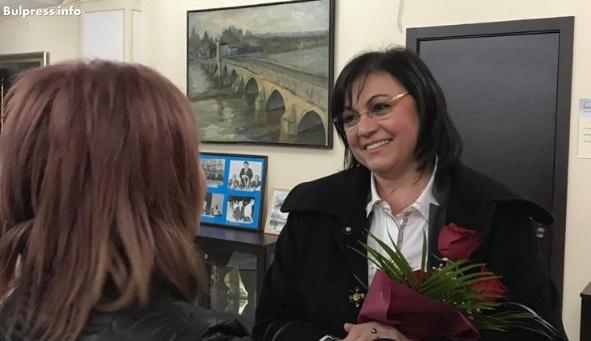 Корнелия Нинова в Свиленград: За две години понесохме много удари, но показахме, че сме различни