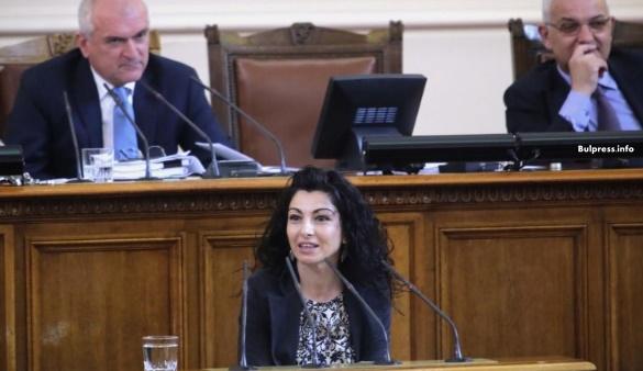 Надя Клисурска: Бюджет 2019 не дава перспективи за развитие и не отговаря ня потребностите на хората