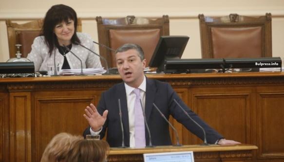 Стойнев: Ако ГЕРБ откажат да осигурят 50 млн. лв. за машинно гласуване, се готвят да манипулират изборите