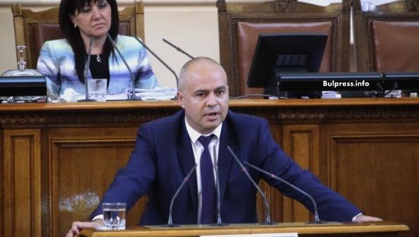 Георги Свиленски: До вчера се говореше, че към Визията няма никакъв интерес, сега изведнъж има много желаещи да чуят предложенията ни и се праща полиция