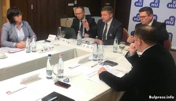 Корнелия Нинова и партийни лидери от Вишеградската четворка oбсъждат обща декларация по основни проблеми на ЕС