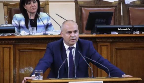 Георги Свиленски: Решението да не се регистрираме е на цялата ни парламентарна група