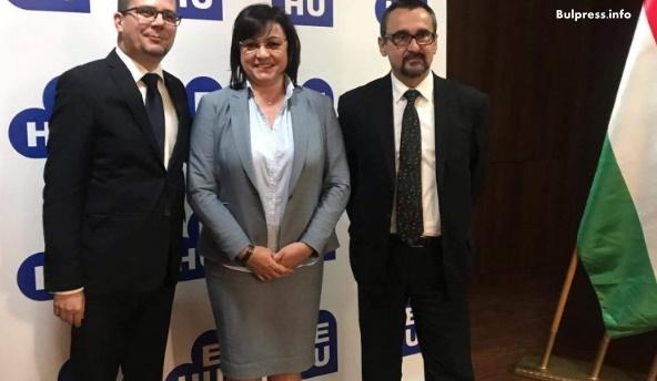 Корнелия Нинова: Европейска прокуратура е нужна. Може най-накрая някой политик у нас да влезе в затвора