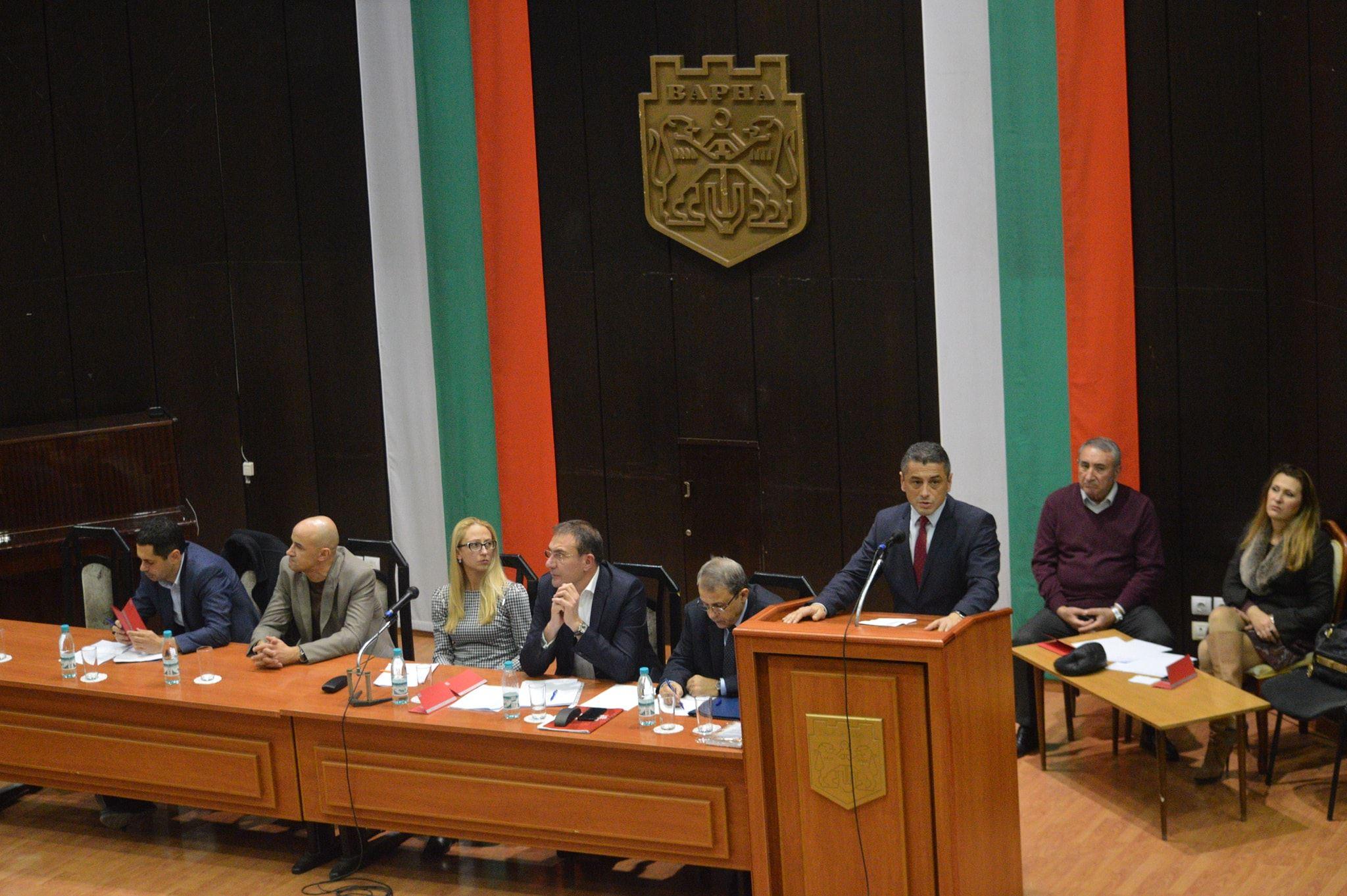 Красимир Янков: На проведената днес градска конференция на БСП във Варна