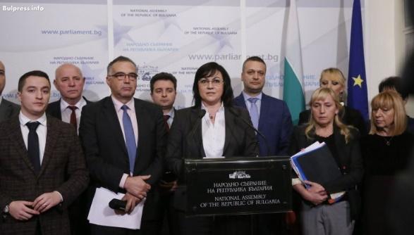 Корнелия Нинова: Днес е прецедент в политическата история – едрият капитал в стачка срещу опозицията