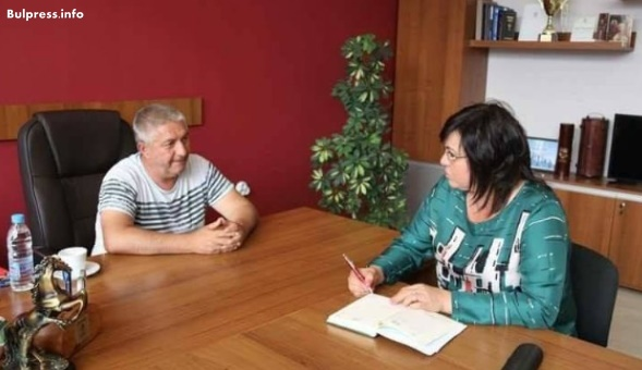 Корнелия Нинова във Фейсбук: Властта се крепи с репресии