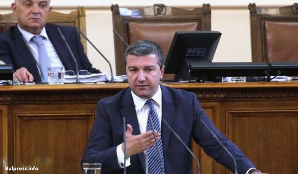 Драгомир Стойнев: БСП гласува позитивно промените в Енергийната стратегия и показа как да се държиш държавнически