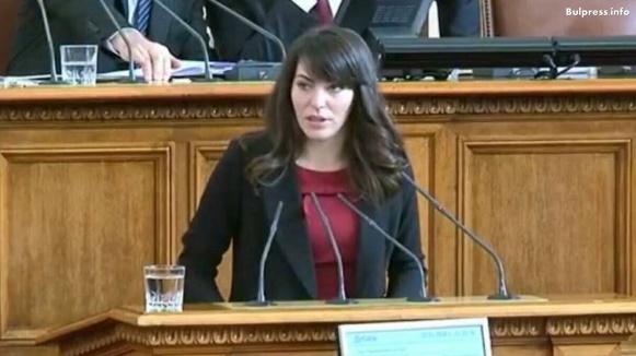 Теодора Халачева: Да се нарушават закони е практика на кабинета