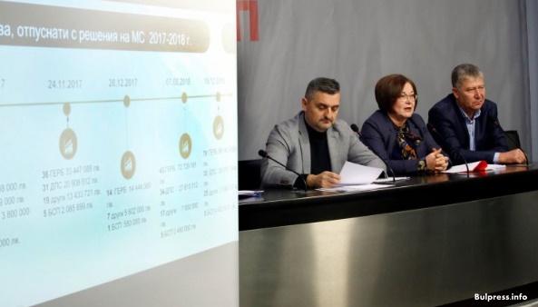 Донка Михайлова, кмет на Троян: Не приемаме средства от Държавния бюджет да се разпределят към общините без ясни процедури и критерии