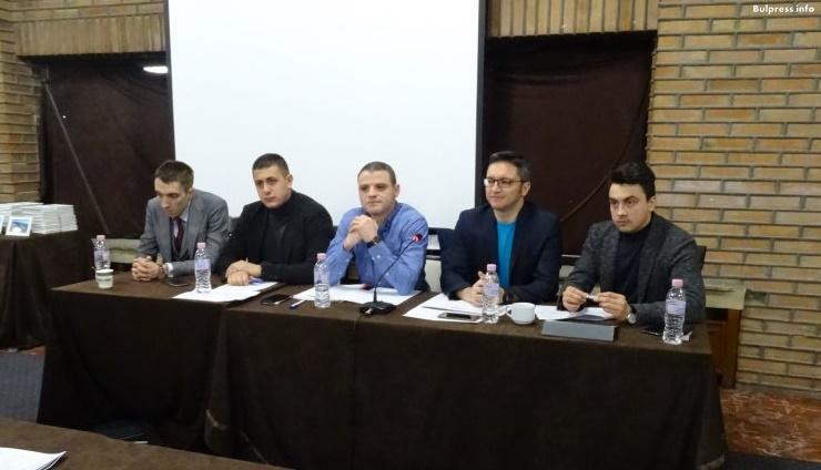 Николай Бериевски: Вярвам, че младите ще бъдем движещата сила на политическите процеси в страната
