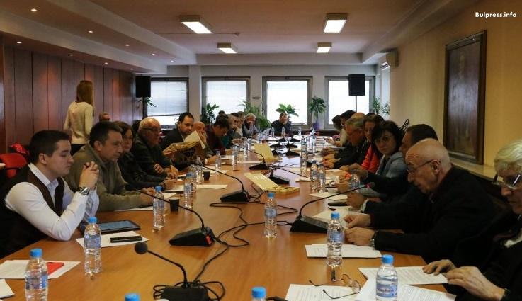 Националният предизборен щаб на БСП обсъди предизборната платформа за европейските избори
