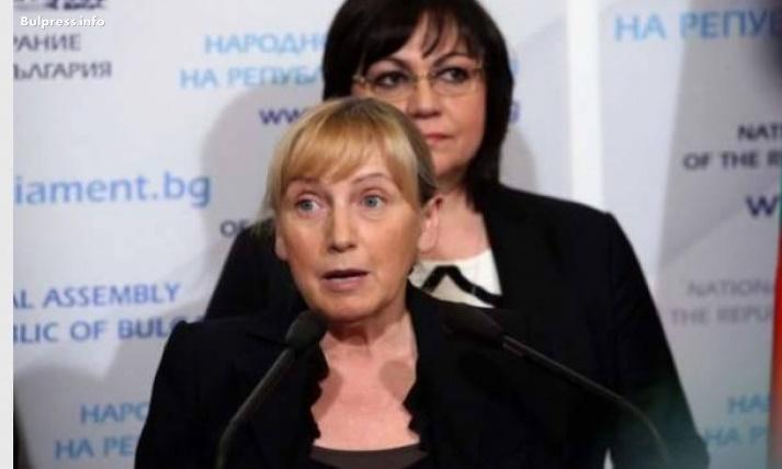 Корнелия Нинова: Стоя твърдо зад Елена Йончева и я подкрепям в желанието й да търси истината