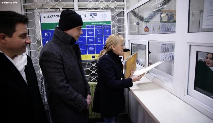 """Елена Йончева: Фирма """"Автомагистрали"""" няма капацитет за строителството на """"АМ """"Хемус"""""""