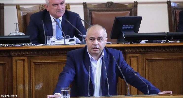 """Георги Свиленски: Ще внесем искане за предоставяне на договора между АПИ и """"Автомагистрали"""""""