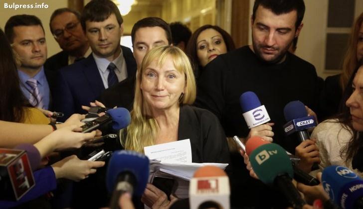 Елена Йончева: Ако изборите са честни, ГЕРБ ще загубят катастрофално