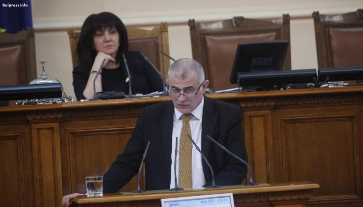 Георги Гьоков: Категорично не подкрепяме нито едно предложение, което отнема социални права или е в ущърб на българския работник