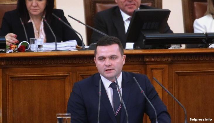 Пенчо Милков: Управляващите не сменят състава на ЦИК, защото им е угоден