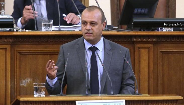 Христо Проданов: ГЕРБ са в паника. Виждат, че концертът свършва и се оплитат в лъжите си