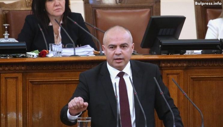 Георги Свиленски: От този парламент няма полза, превърнал се е в битак
