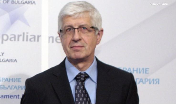 Румен Овчаров: Одобрявам стратегията на БСП за излизане от парламента