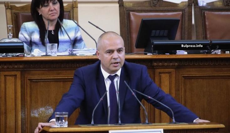 Георги Свиленски: Стана ясна цената на ДПС да гласува срещу ветото - 12 млн. лв.
