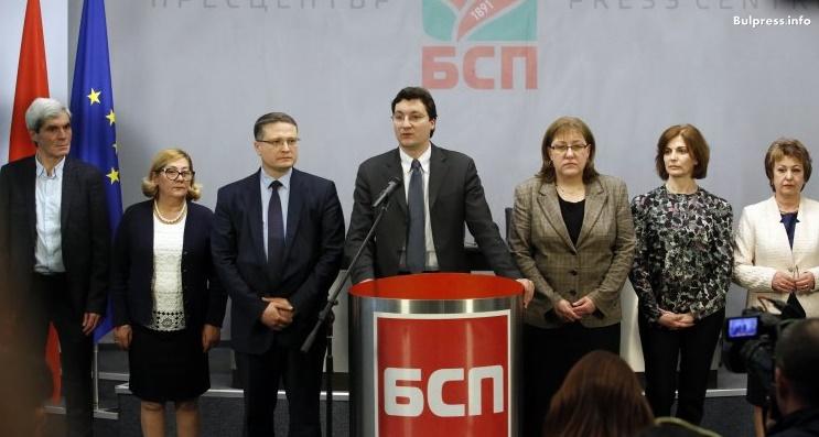 Крум Зарков за новия състав на ЦИК: Предлагаме доказани юристи и хора, чийто професионален път е свързан с изборите в България