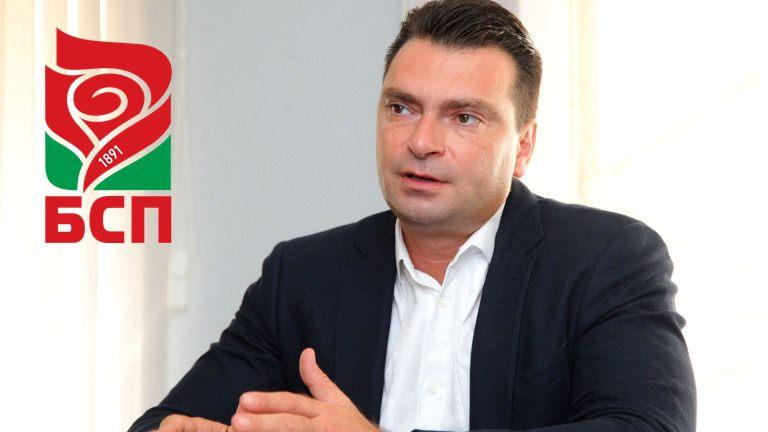 Калоян Паргов: Време е Фандъкова да спре да раздава оценки на БСП и да се погрижи за шофьорите